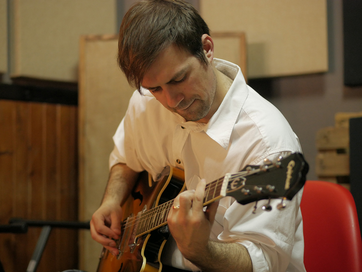 Samuel López músic